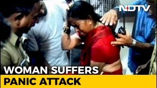 Sabarimala On Edge, Women Stopped By Protesters after SC Verdict