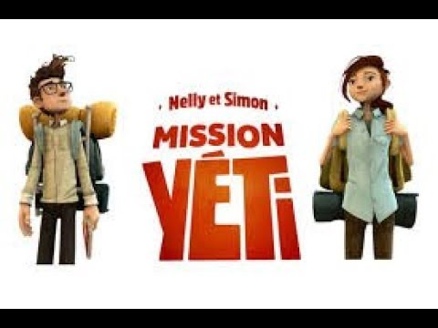 Nelly et Simon: Mission Yéti