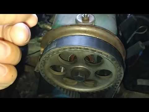 ГРМ не правильные метки приводит дитонаци двигателя плохой запуск