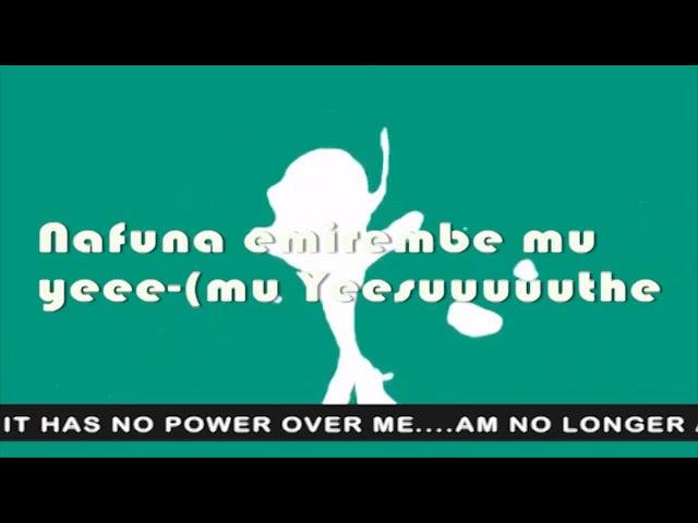 Ndiwaddembe Official Lyrical Video By. Ambrose Ssemuyaba
