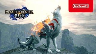 Monster Hunter Rise - Okami Collab - Nintendo Switch
