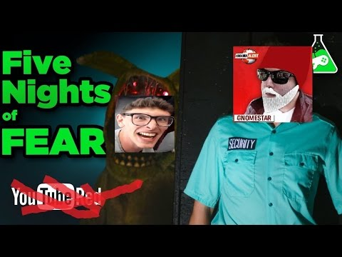 Game Lab - Surviving Five Nights of FEAR!