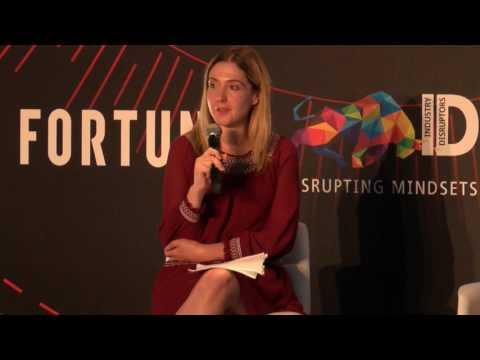 Session 3 | under 40 Panel - Disrupt Greece