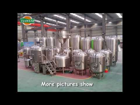 15bbl gravity brewery equipment
