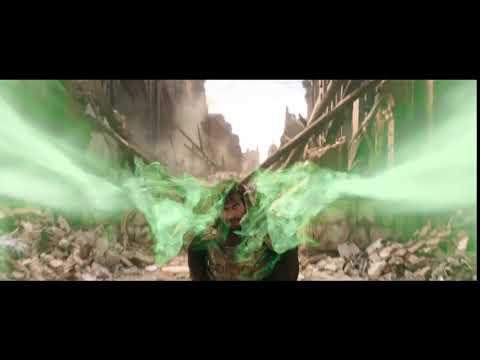 Jake Gyllenhaal  Mysterio Scene in Spiderman Far From Home Trailer