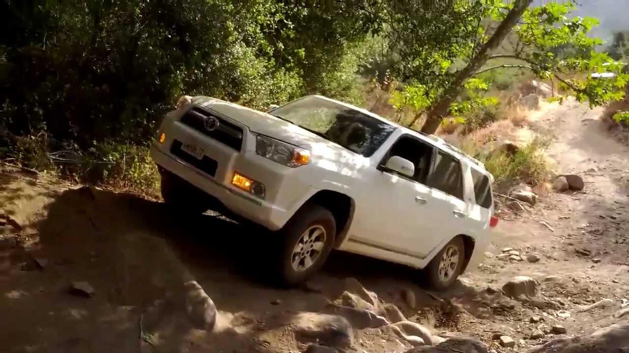 2012 5th Gen Toyota 4runner 4x4 Sr5 Youtube