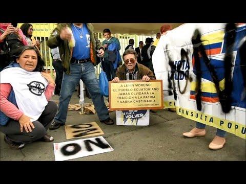 Expresidente Correa se desvincula del oficialismo en Ecuador