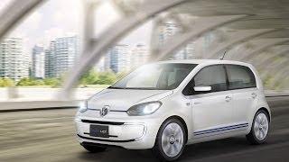 Volkswagen Twin Up Concept 2013 Videos