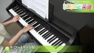 使用した楽譜はコチラ http://www.print-gakufu.com/score/detail/47856...