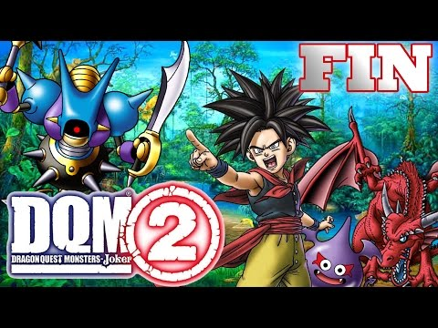 Dragon Quest Monsters Joker 2 - Fin : Estark | Let's Play