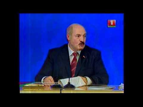 Анекдот пра Лукашэнку