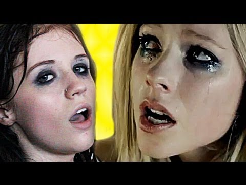 avril-lavigne-wish-you-were-here-official-music-video-parody-spoof-someone-like-you