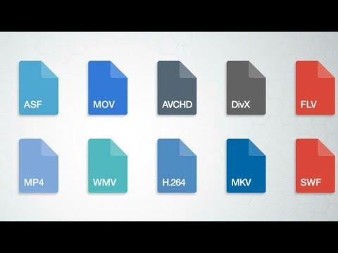 How To  Convert .vbmv .mkv .mov .flv .wmv To Mp4.FIX SOLUTION