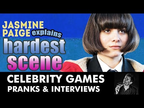 Submarine - Yasmin Paige - Explains The Hardest Scene to Film - EXCLUSIVE INTERVIEW
