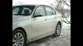 Тест-драйв BMW 320d 2012