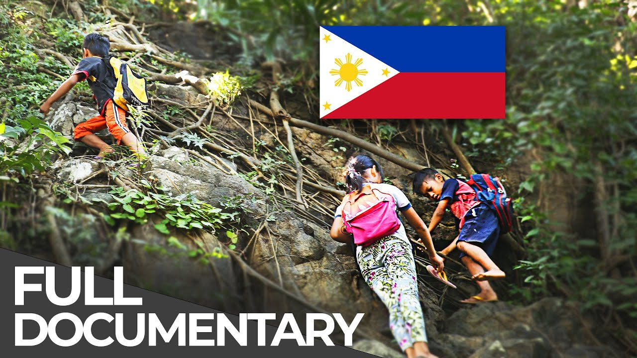 Most Dangerous Ways To School | PHILIPPINES | Free Documentary