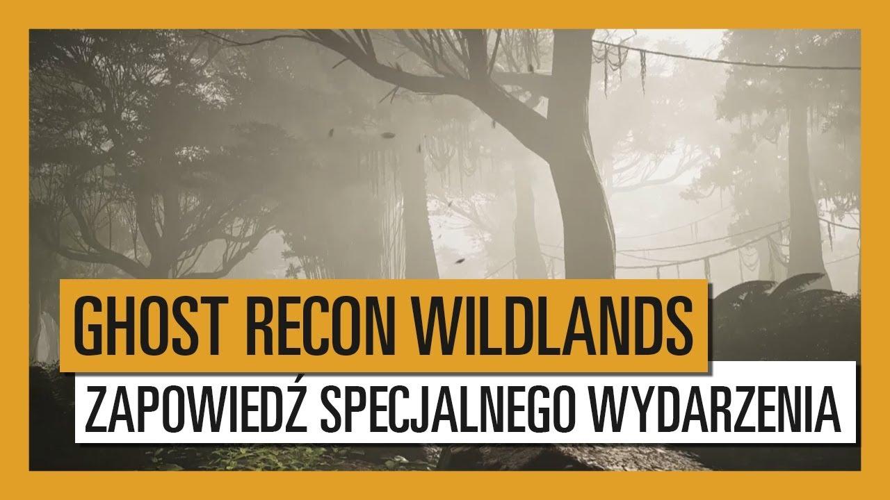 GHOST RECON WILDLANDS: Polowanie – Zapowiedź Specjalnego Wydarzenia