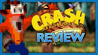 Crash Bandicoot: The Huge Adventure - Review