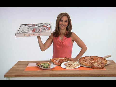 Is Pizza Healthy? (What The Heck Are You Eating WIth Joy Bauer)
