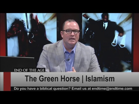 Four Horsemen of the Apocalypse | Irvin Baxter | End of the Age LIVE STREAM