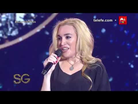 Fátima Flórez imita a las cantantes más populares - Susana Giménez 2017