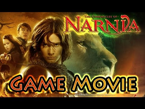 The Chronicles of Narnia: Prince Caspian All Cutscenes   Full Game Movie (PS3, X360)