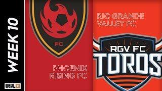 Phoenix Rising FC vs Rio Grande Valley FC:  May 10th, 2019