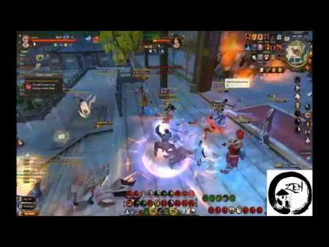 Age of Wushu - DefenseForce vs PhucDatBich (Guild War)