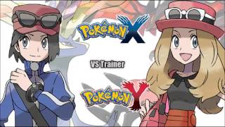 Repeat youtube video Pokémon X/Y - Vs Trainer Music HD (Official)