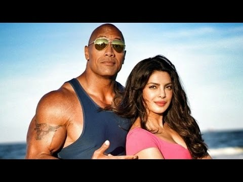 the rock priyanka chopra new hollywood movie trailor youtube