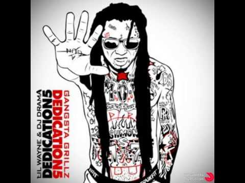 4. Fuckin problems  -  Lil Wayne ft. Euro, Kidd Kidd