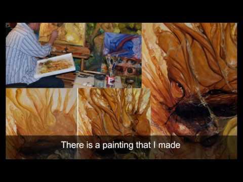 Roxana Rojas Luzon Interviews Peruvian Artist Carlos Alburqueque