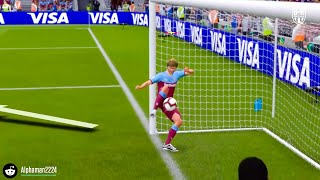 When FIFA Really Doesn't Want You to Score...