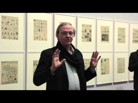 Curator Robert Storr on Ad Reinhardt at David Zwirner, New York