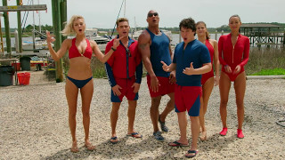 Baywatch Movie B-ROLL & BLOOPERS - Dwayne Johnson, Alexandra Daddario, Zac Efron, Priyanka Chopra