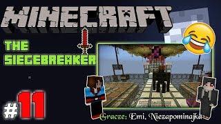 "MINECRAFT Escape: The SIEGEBREAKER z Emi! [11/14] - ""Paraliżowanie Golema"""