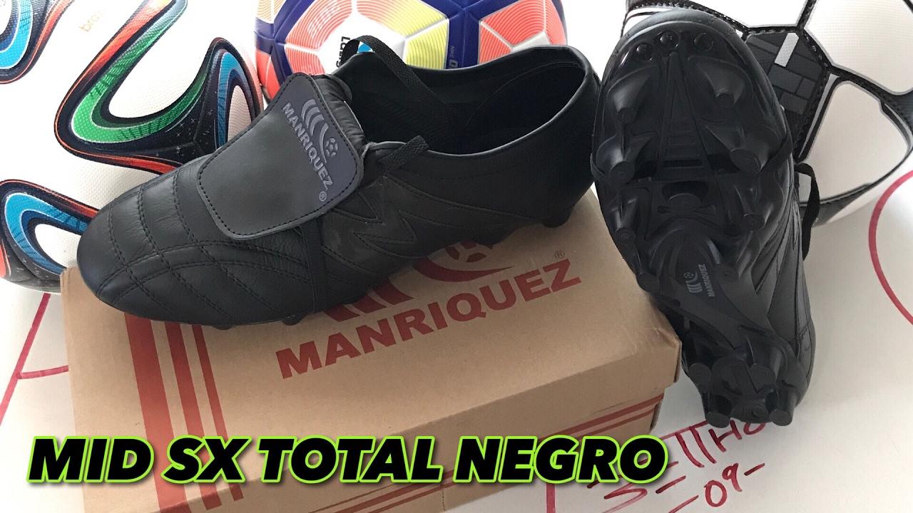 8615c83d743d8 MANRIQUEZ MID SX TOTAL NEGRO