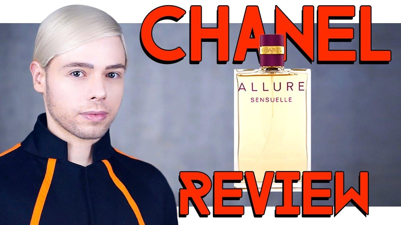 Chanel Allure Sensuelle Eau De Parfum Review Youtube