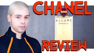 CHANEL ALLURE SENSUELLE eau de parfum REVIEW