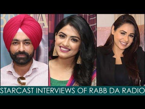 Watch Rabb Da Radio Full Punjabi Movie Promotions Covered by PunjabiMania|Tarsem Jassar,Simi Chahal