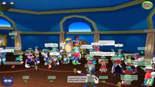 Toontown Online Closing: The Last Night - September 18, 2013