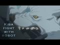 Wolfs Rain - Kiba fight with robot (Scene HD) の動画、YouTube動画。