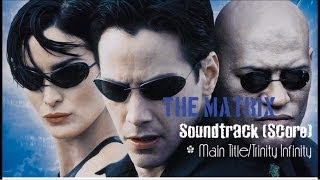 The Matrix ☆1999☆「Soundtrack Score」☆Full☆