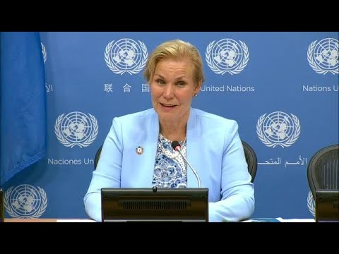 UNAIDS Global AIDS Update - Press Conference (23 July 2019)
