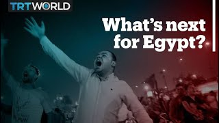 What is likely to happen next in Egypt?