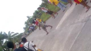 raider 150 vs. 135 drag race in calapan