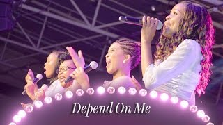 Women In Praise - You Can Depend On Me