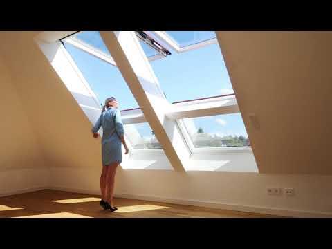 Interne Firmen-Doku - Außenansichten Dachfenster