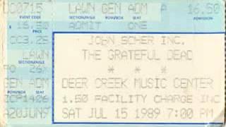 Grateful Dead - Smokestack Lighting 7-15-89