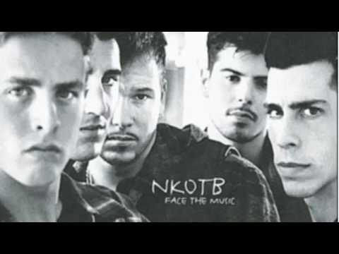 New Kids On The Block Face The Music (Full Album)